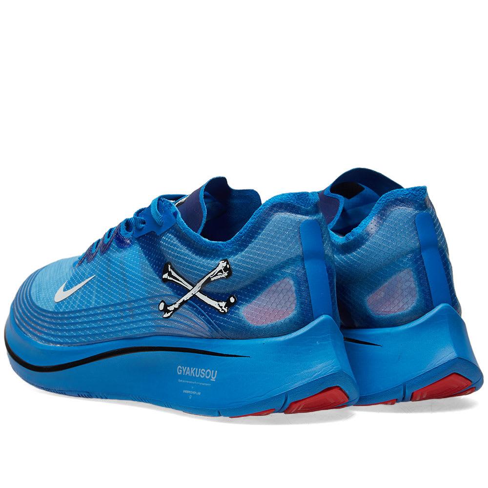 e14892356966 Nike Zoom Fly Gyakusou Blue Nebula