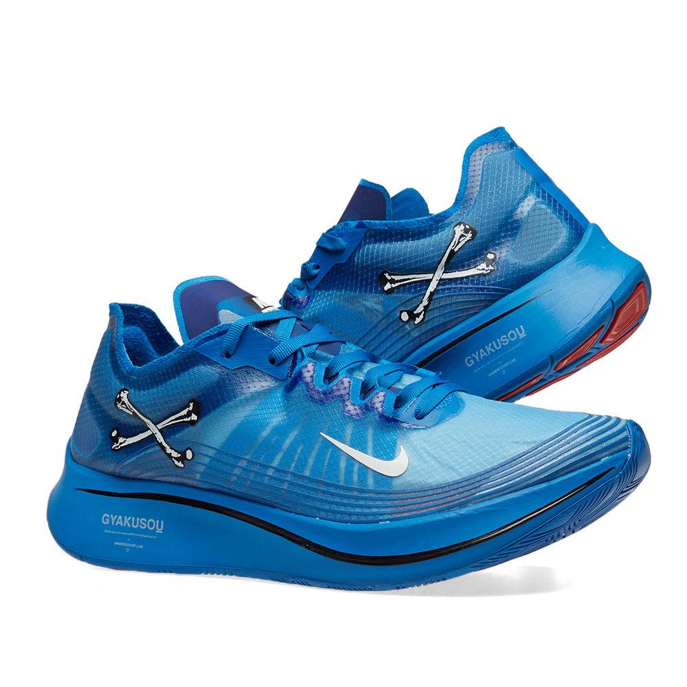 4cc6fd863211 Nike Zoom Fly Gyakusou. Blue Nebula