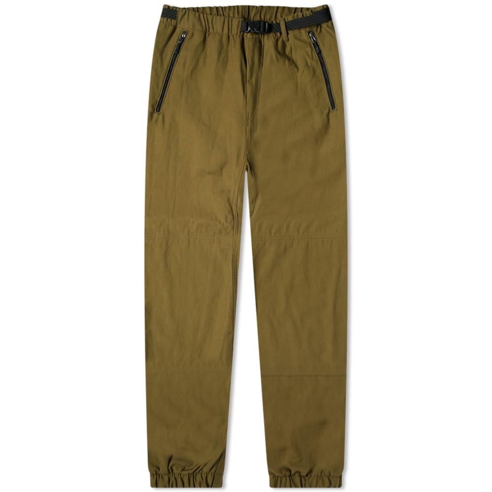 Battenwear Bouldering Pant In Green