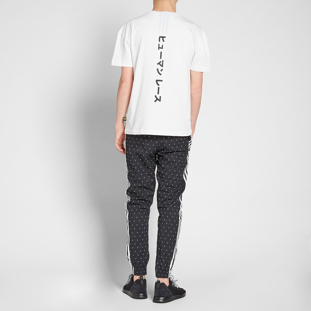 Residente Decano enemigo  Adidas x Pharrell Williams Japanese Tee White & Black | END.