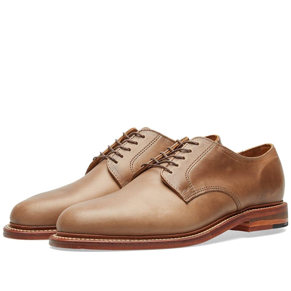 Oak Street Bootmakers Plain Toe Blucher