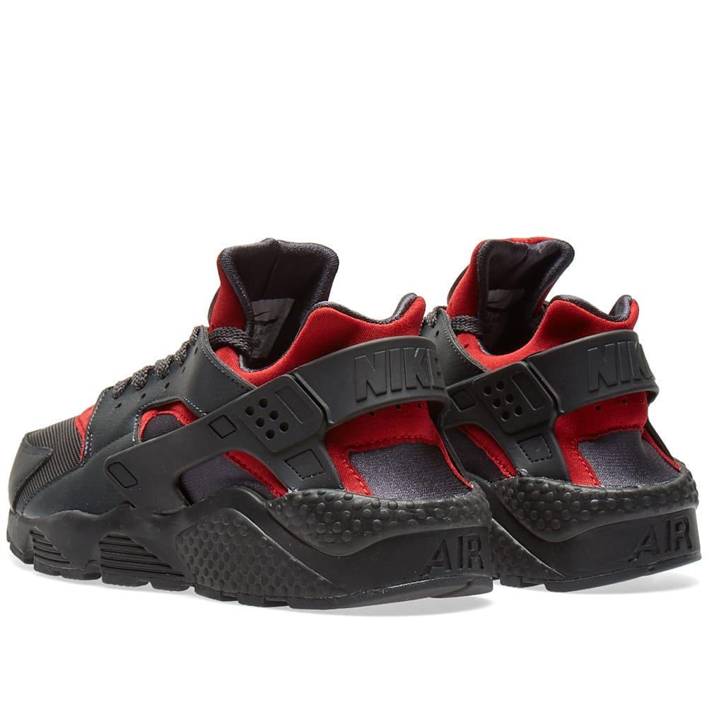 promo code f2026 5176d Nike Air Huarache Run Gym Red, Black   Anthracite   END.