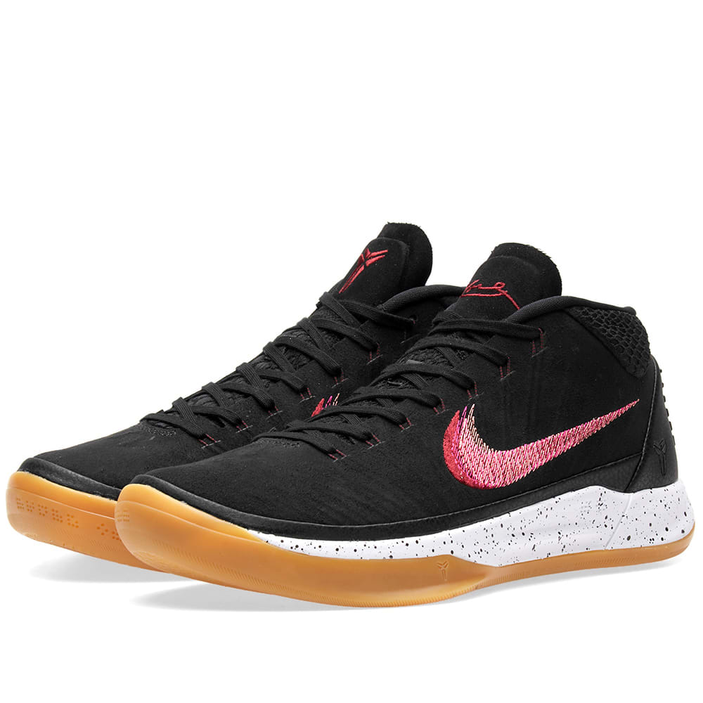 new style b4c3e a1fc7 Nike Kobe A.D. 1 Black, Sail   Gum   END.