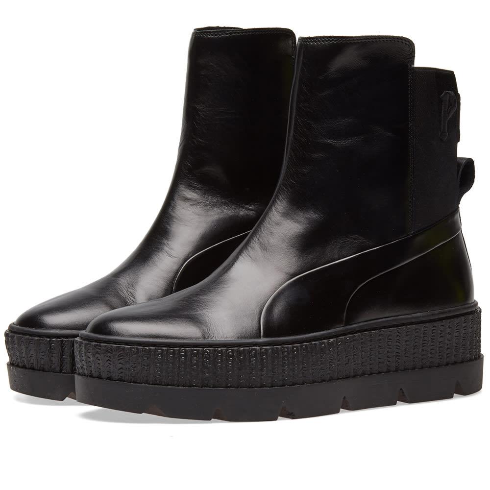new product 078c5 0f5e7 Puma x Fenty by Rihanna Chelsea Sneaker Boot