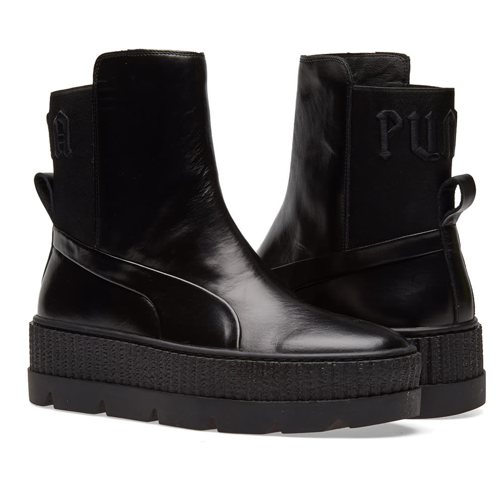 new product ba554 a815d Puma x Fenty by Rihanna Chelsea Sneaker Boot