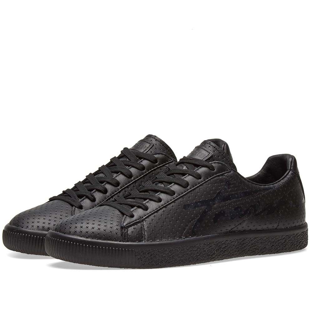 Trapstar Clyde Perforated Puma Black