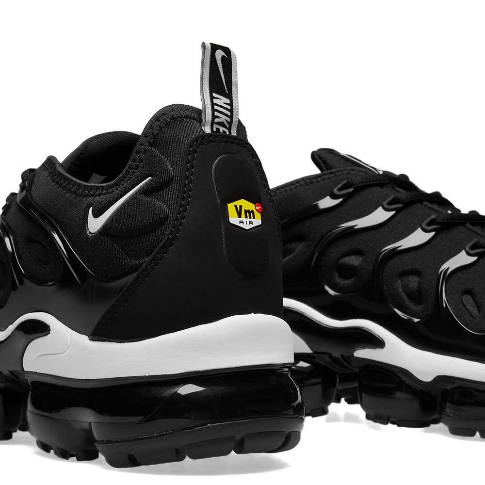 b8a2adf582e1a Nike Air VaporMax Plus Black   White