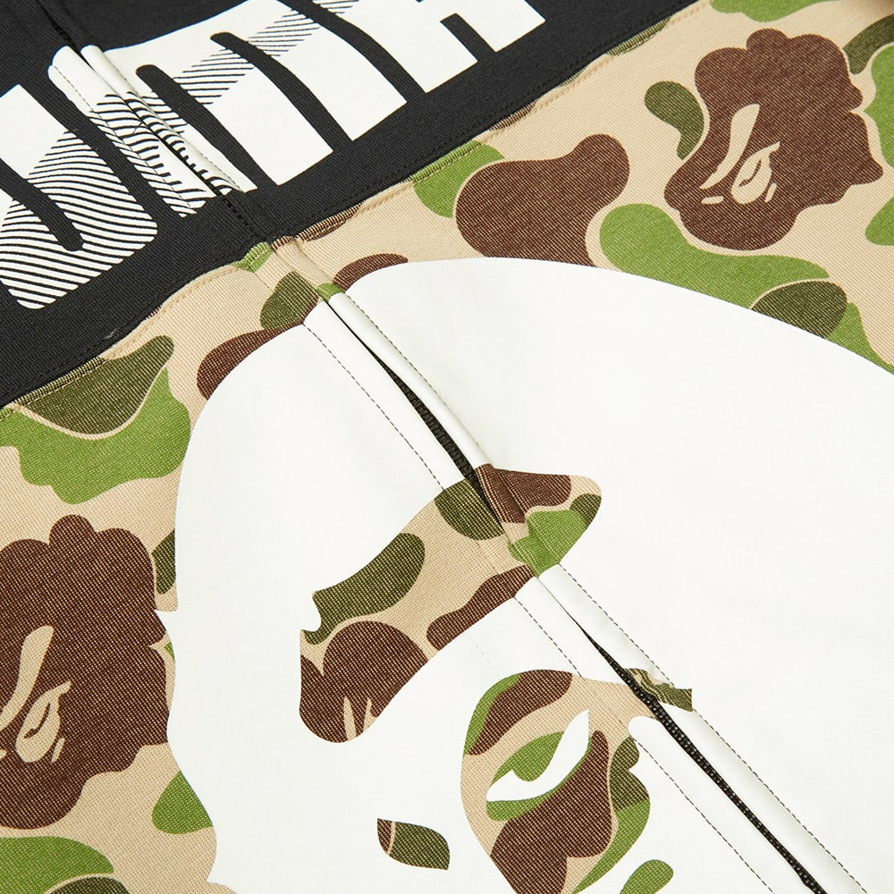 pared frío escaramuza  Puma x BAPE Shark Hoody ABC Camo | END.