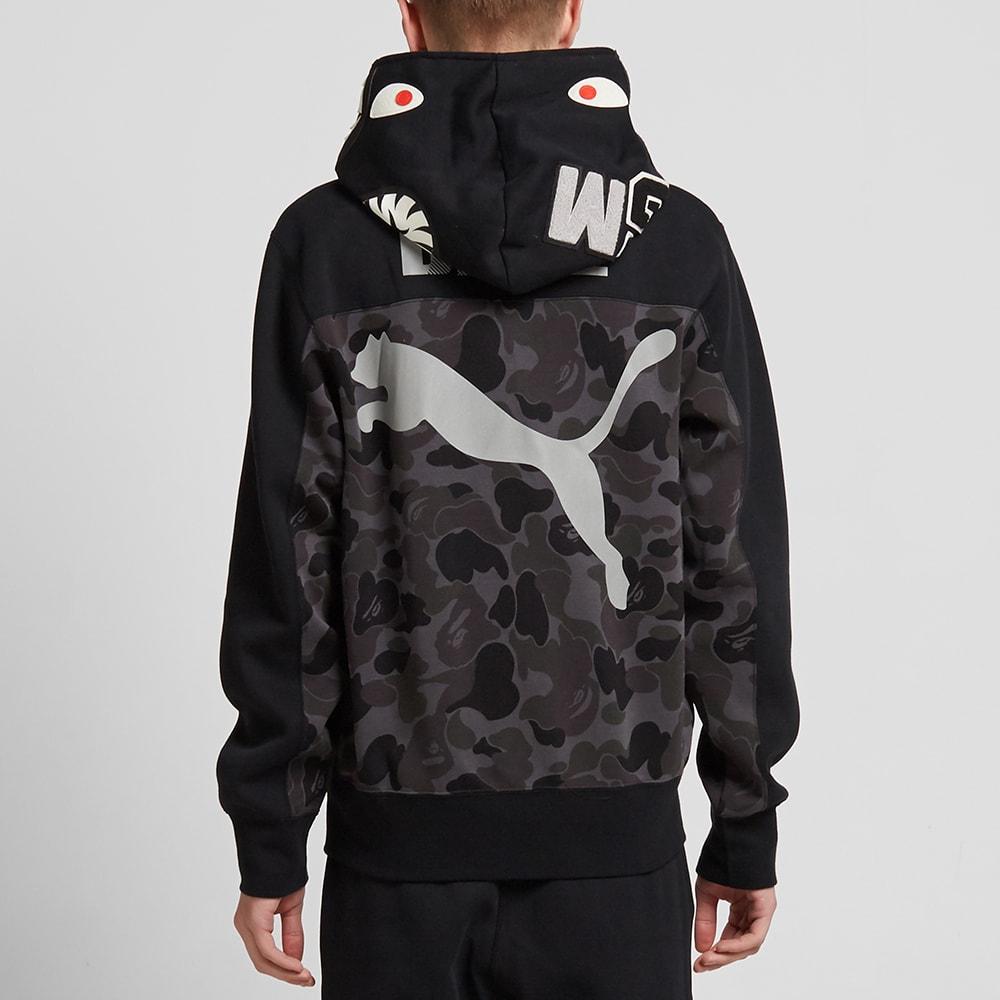 piękno sprzedawca detaliczny przejść do trybu online Puma x BAPE Shark Hoody