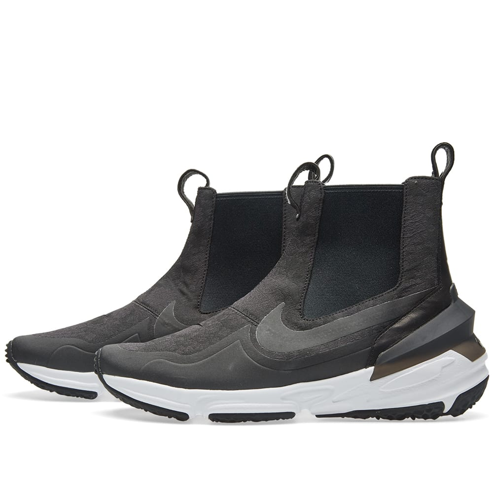 5d3259cfdc0e2 Nike x Riccardo Tisci Air Zoom Legend Black   Light Graphite
