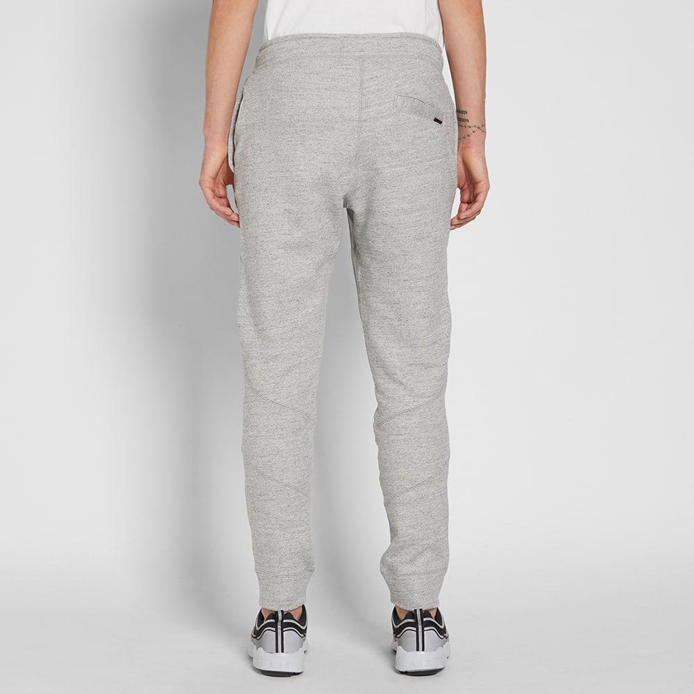 be8bb418489e82 Jordan Wings Fleece Pant Dark Grey Heather   Black