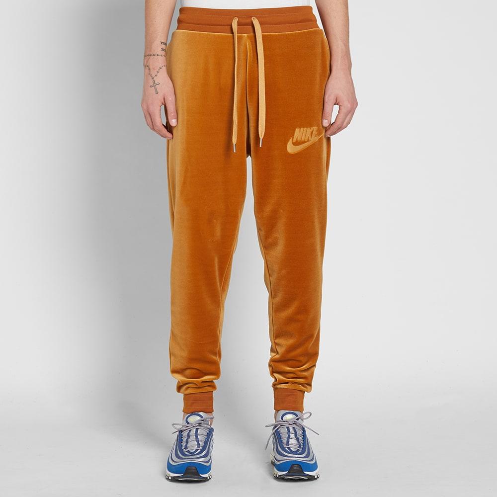 d3542780057 Nike Plush Velour Pant Elemental Gold | END.