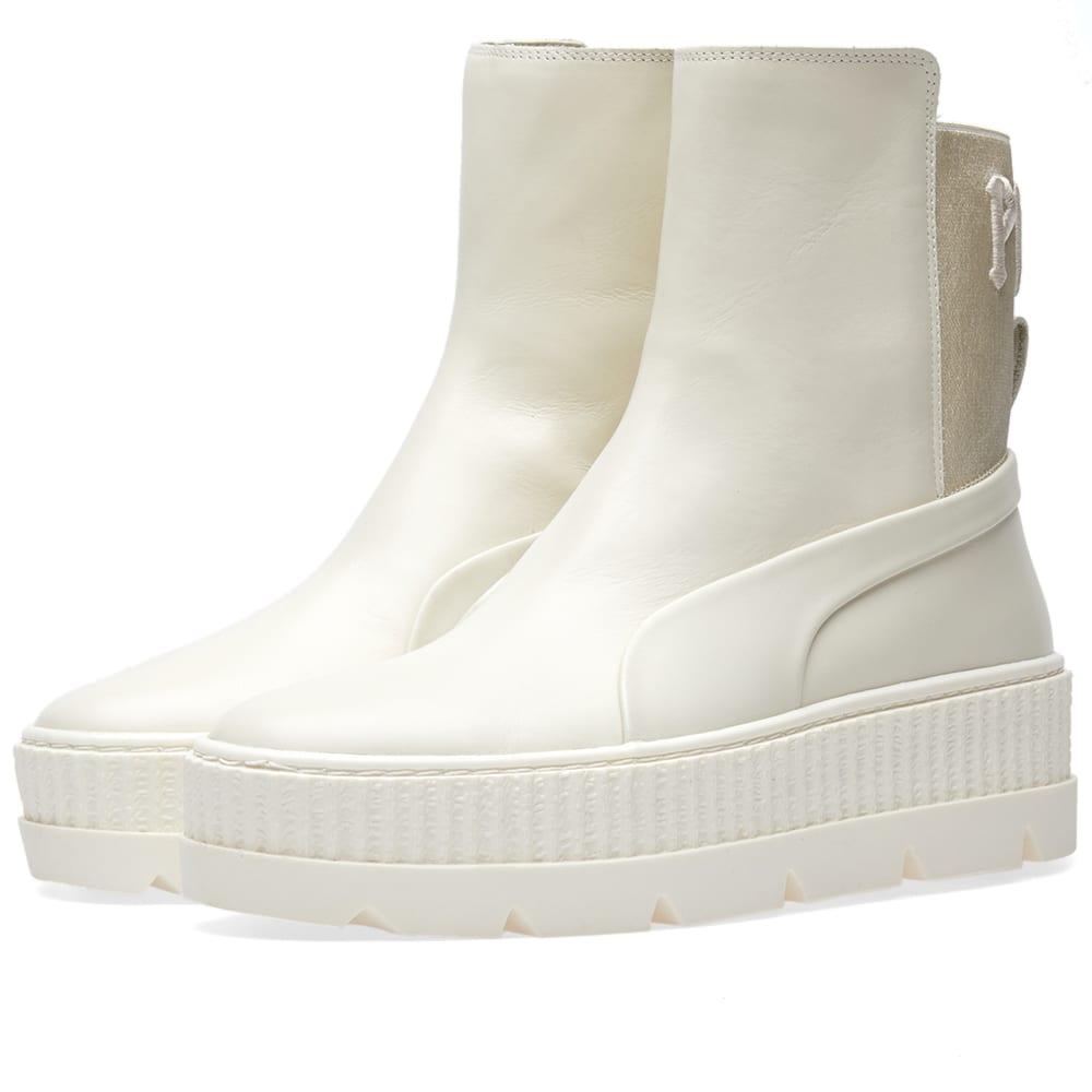 new product 142e5 4f297 Puma x Fenty by Rihanna Chelsea Sneaker Boot