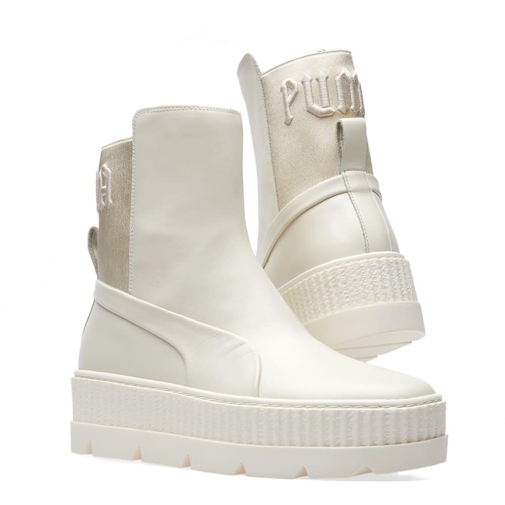 new product 221c0 46d78 Puma x Fenty by Rihanna Chelsea Sneaker Boot