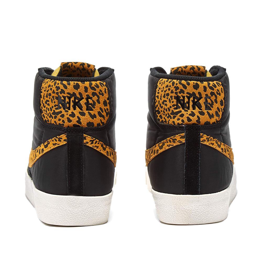 Nike Blazer Mid 77 Leopard W