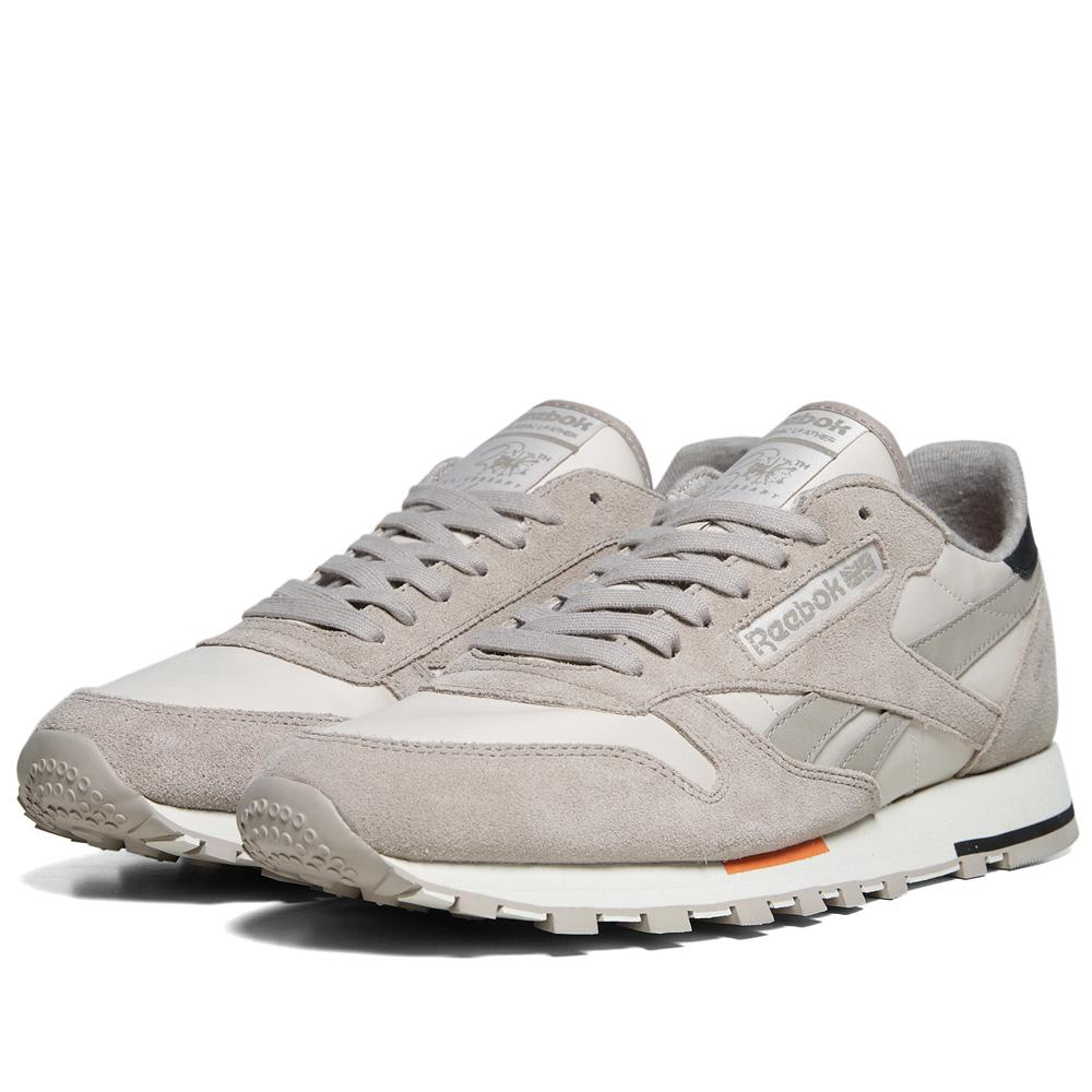 reebok classic leather retro suede khaki