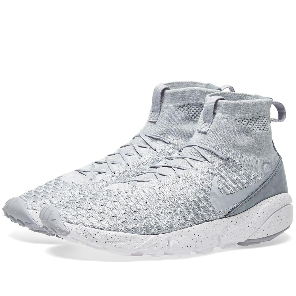 meilleures baskets 2e609 eeeb2 Nike Air Footscape Magista Flyknit