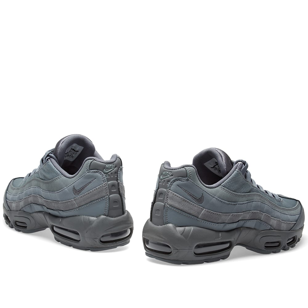 differently cc86d 1aaed Nike Air Max 95 Essential. Cool Grey