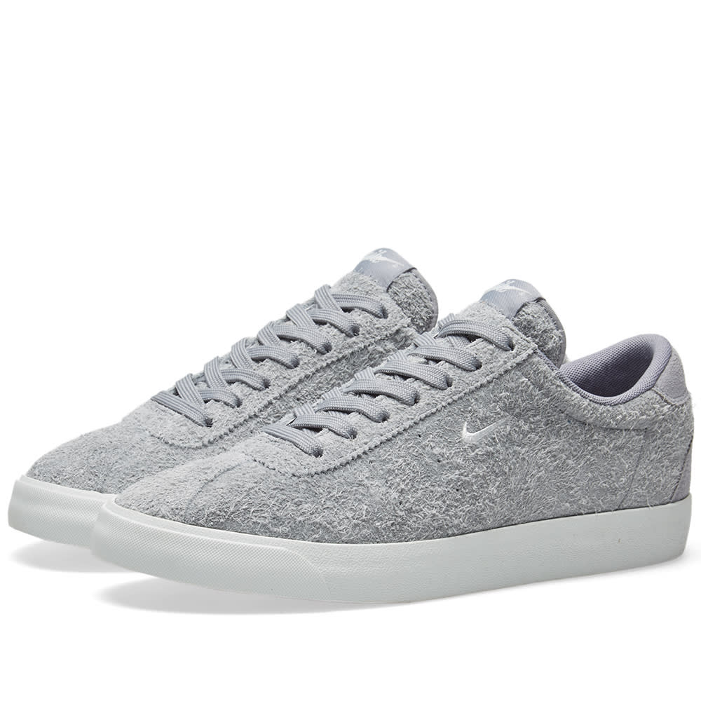 huge discount 06e6a 2577d Nike Match Classic Suede Stealth   Summit White   END.