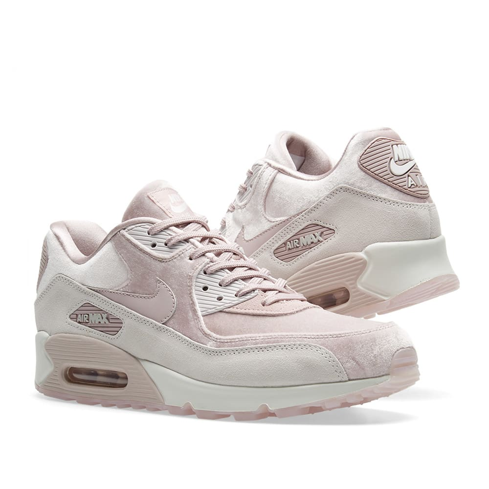 Nike Air Max 90 LX Particle Rose Shoes Best Price 898512 600