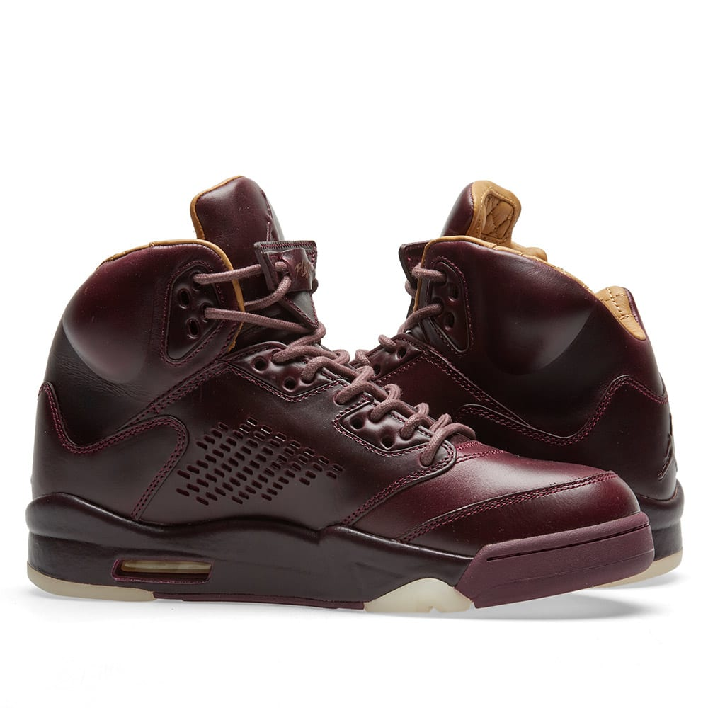 big sale 77d91 45ca6 Air Jordan 5 Retro Premium. Bordeaux ...