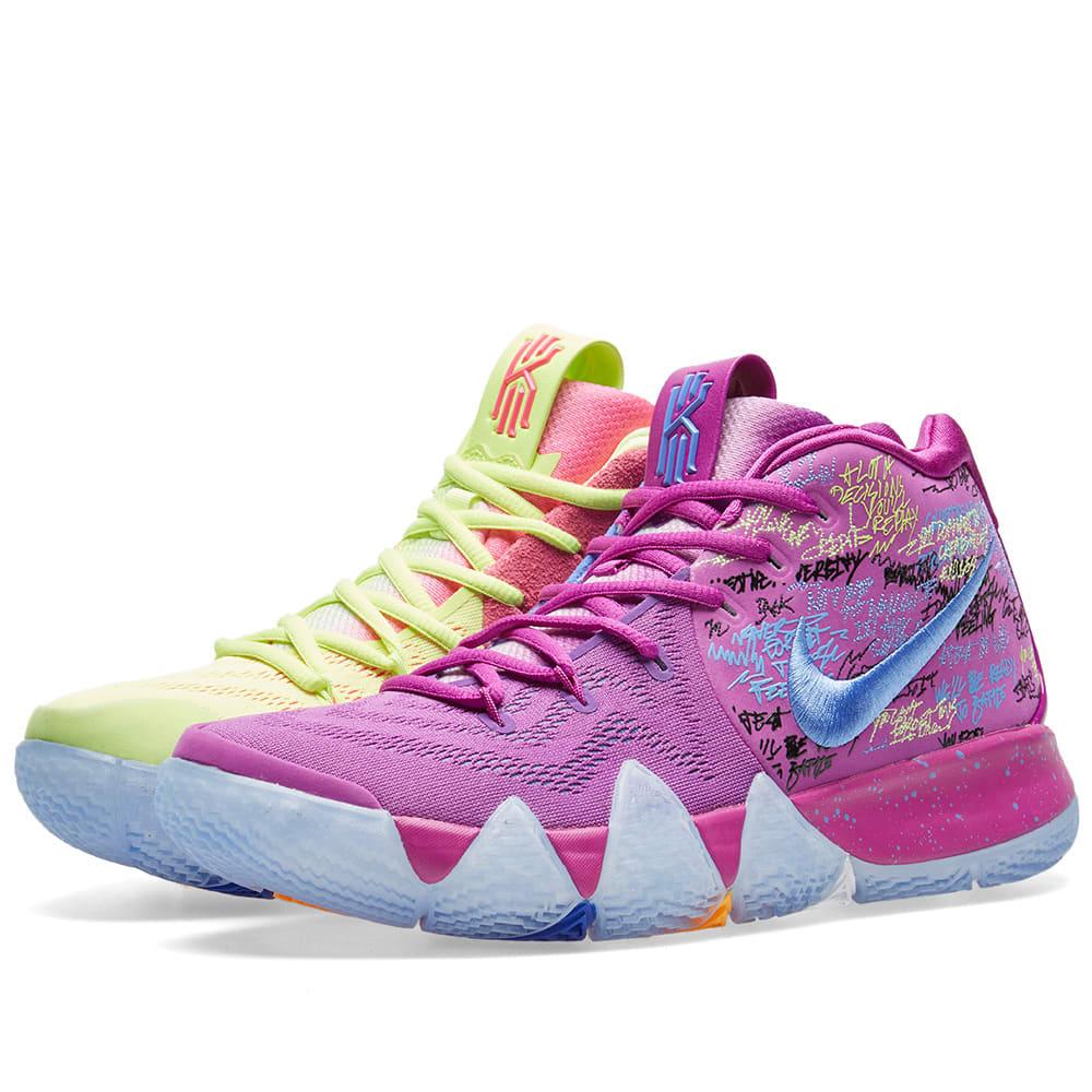 107f9e8d342 Nike Kyrie 4 Multi
