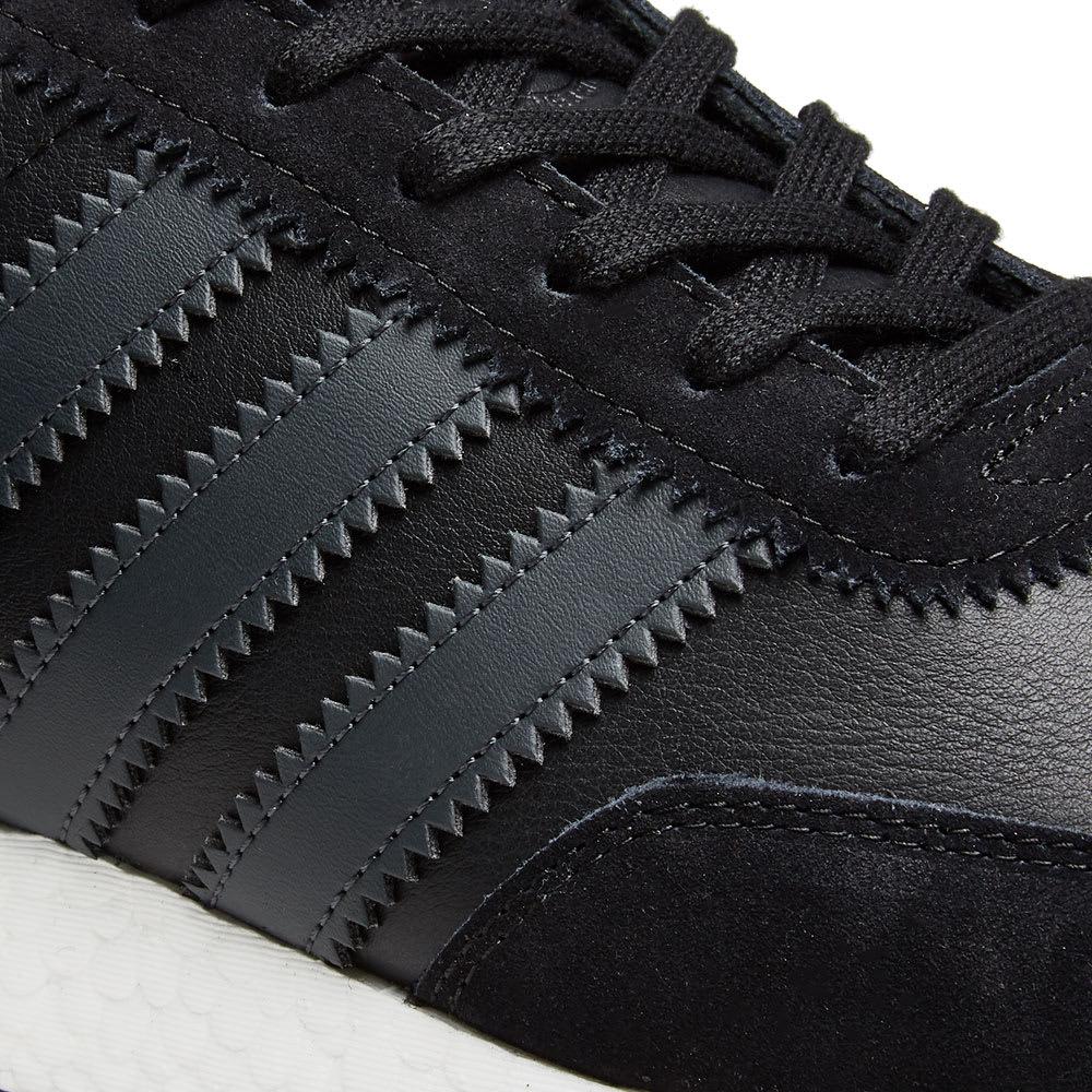 new arrival 37e78 50301 Adidas I-5923 Leather Core Black, Carbon   White   END.