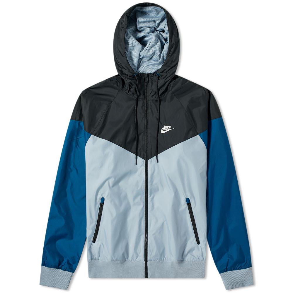 14cc6cee706f Nike Windrunner Jacket Obsidian