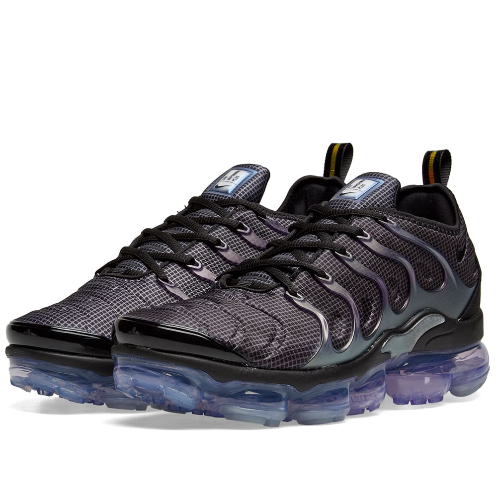 74ece2e024b6 Nike Air VaporMax Plus Black