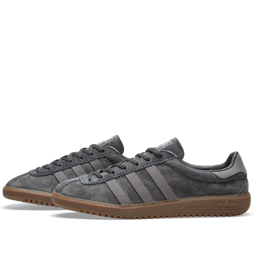 Adidas Bermuda Carbon, Grey Four \u0026 Gum