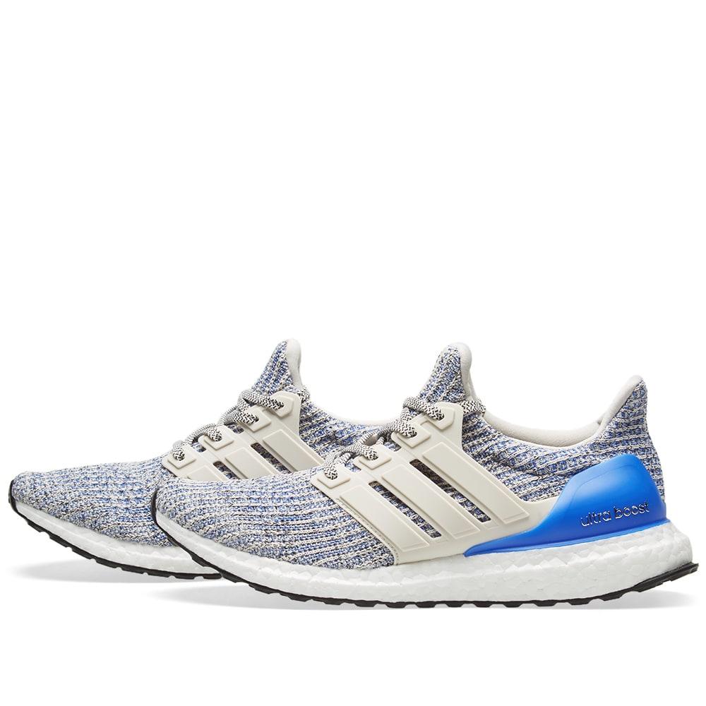 0803ab0d619e Adidas Ultra Boost Chalk White   Carbon