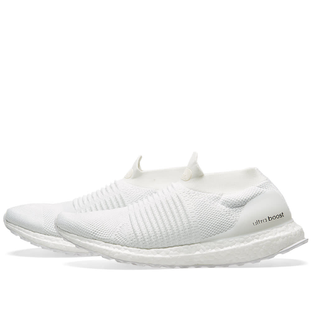 the best attitude c0263 9427a Adidas Ultra Boost Laceless Non Dye   END.
