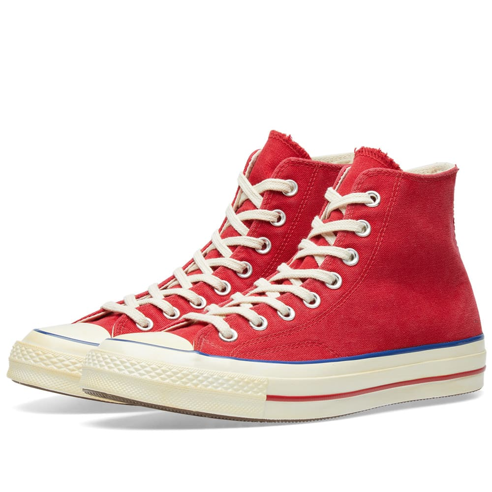529fc5b8e6f990 Converse Chuck Taylor 1970s Hi Vintage Pack Red