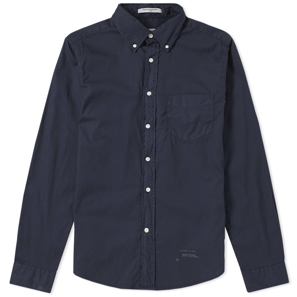 GANT RUGGER ARCHIVE OXFORD SHIRT