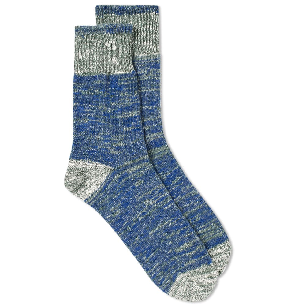 HOMESPUN DUSTBOWL WORK SOCK