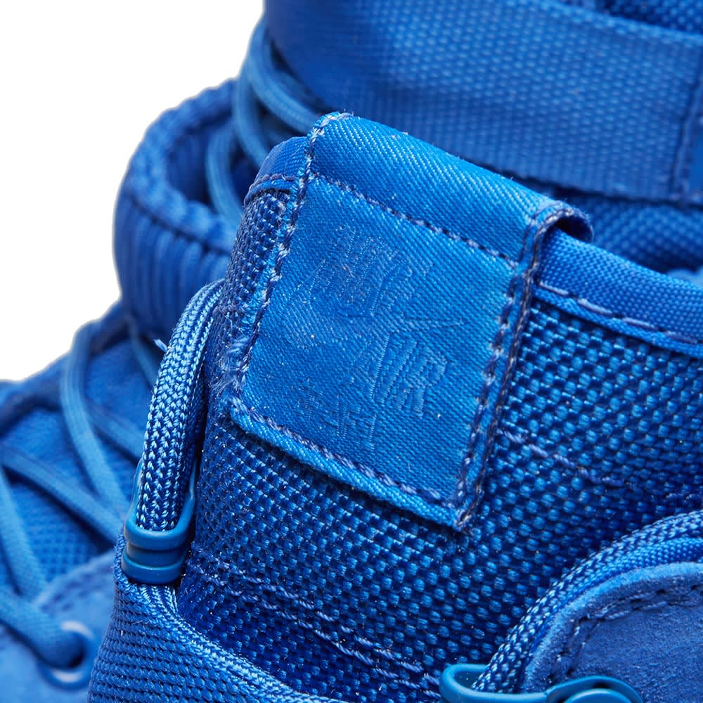 af5d5e6a7e39 Nike SF Air Force 1 Hi Boot Game Royal