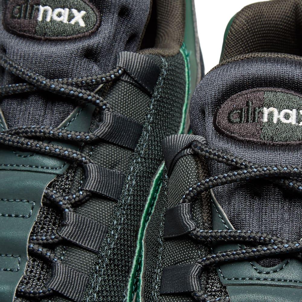 Nike Air Max 95 Black Grey 749766 040 Release Info