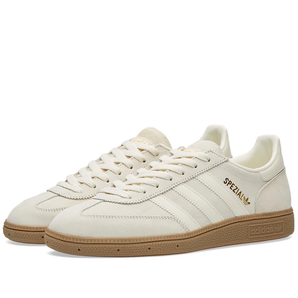 Adidas Spezial Cream White \u0026 Crystal