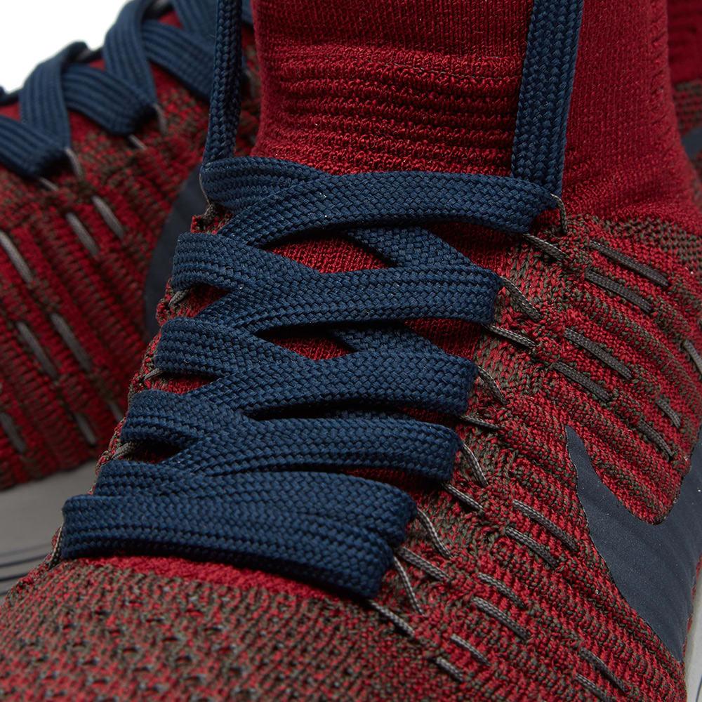 wholesale dealer be285 6d0c8 Nike x Undercover Gyakusou Lunar Epic Flyknit Team Red   Dark Obsidian    END.
