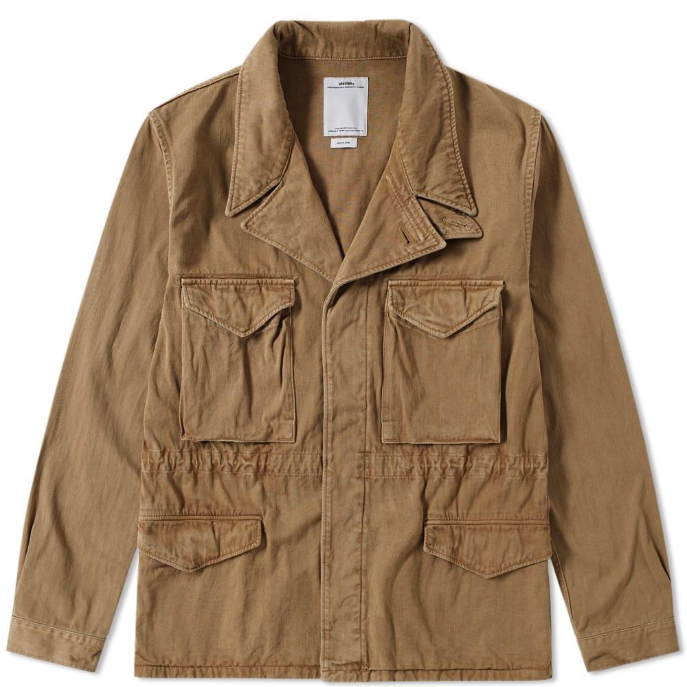 5e49cbe5d Visvim Achse Peerless Jacket