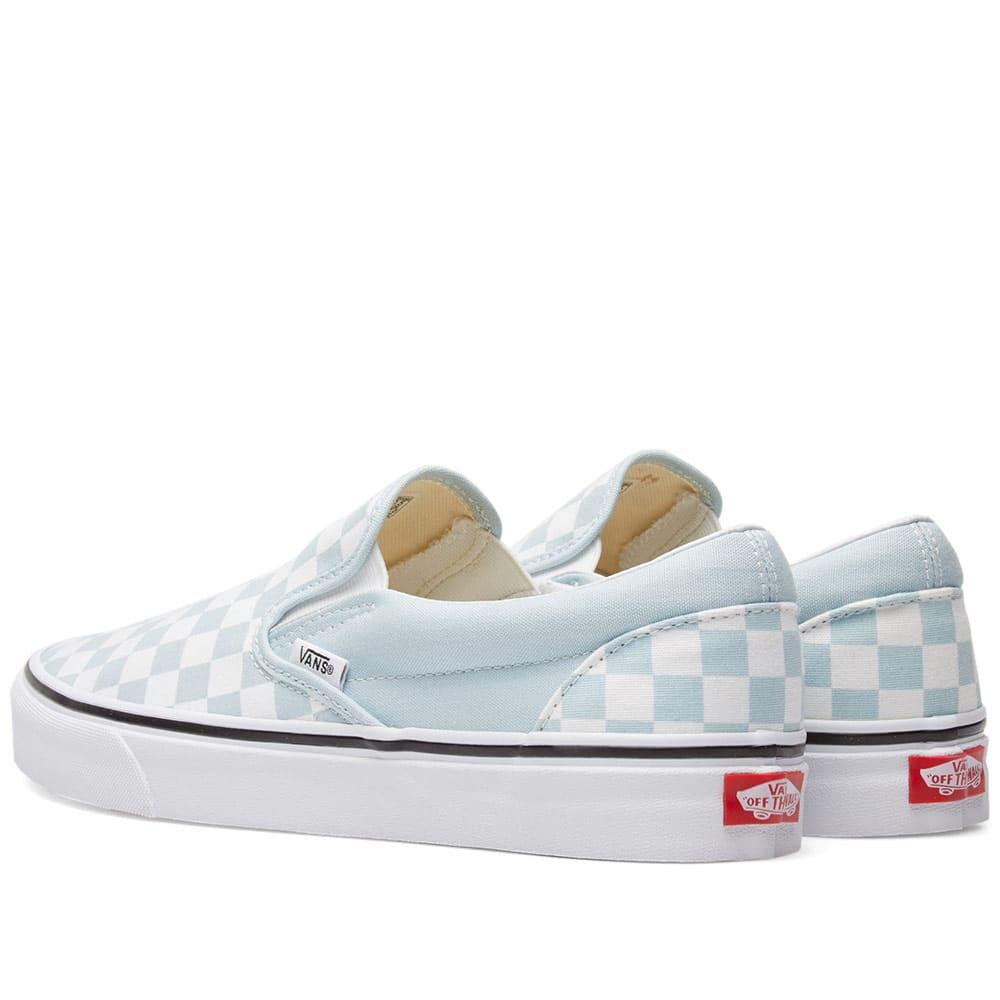 Vans Classic Slip On Checkerboard Baby