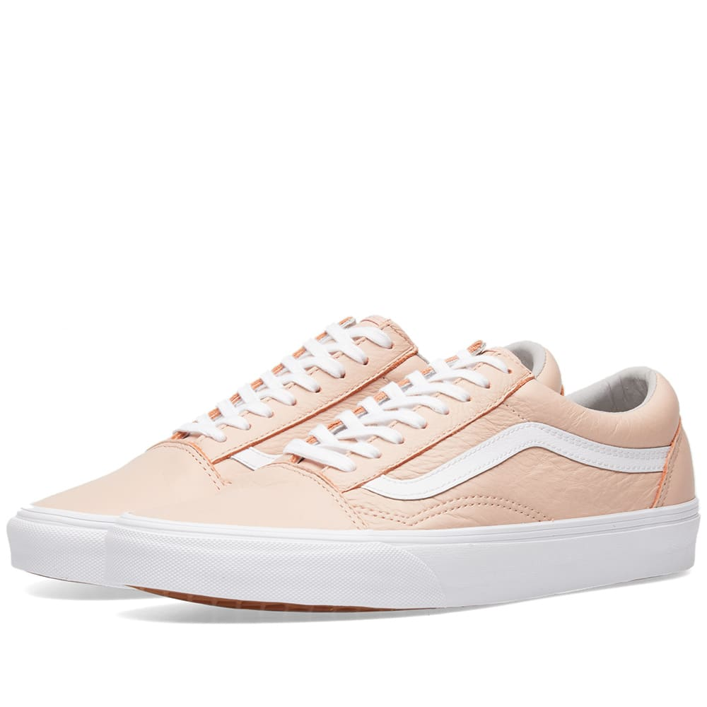 vans old skool evening sand