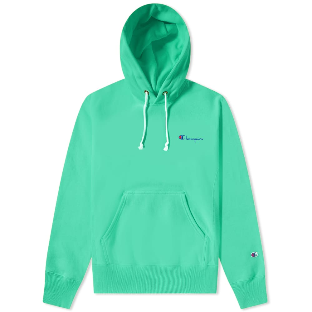 Champion Reverse Weave Small Script Logo Hoody by Champion's