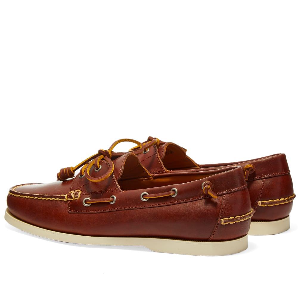 Polo Ralph Lauren Merton Boat Shoe Deep