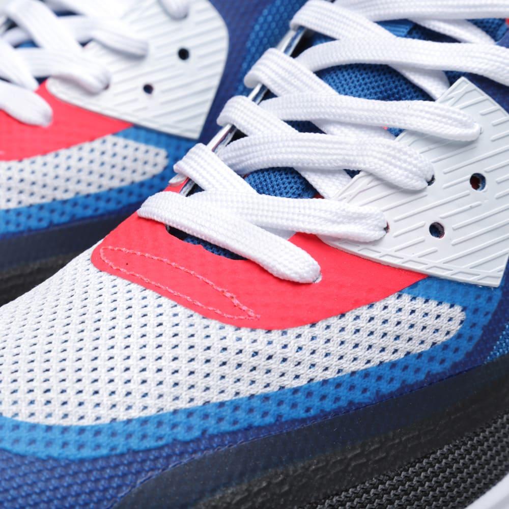 Men's Nike Air Max 90 Lunar C3.0 Shoes Light Base Grey White