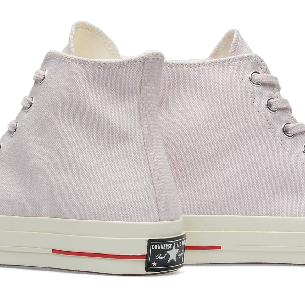 addcfd687dd5 Converse Chuck 70  Heritage Court  Barely Rose
