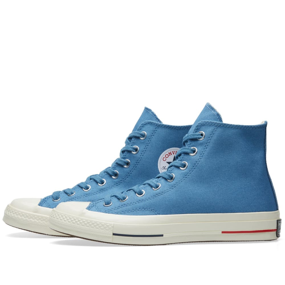 1f28e37403 Converse Chuck 70 'Heritage Court' Aegean Storm, Gym Red & Navy | END.