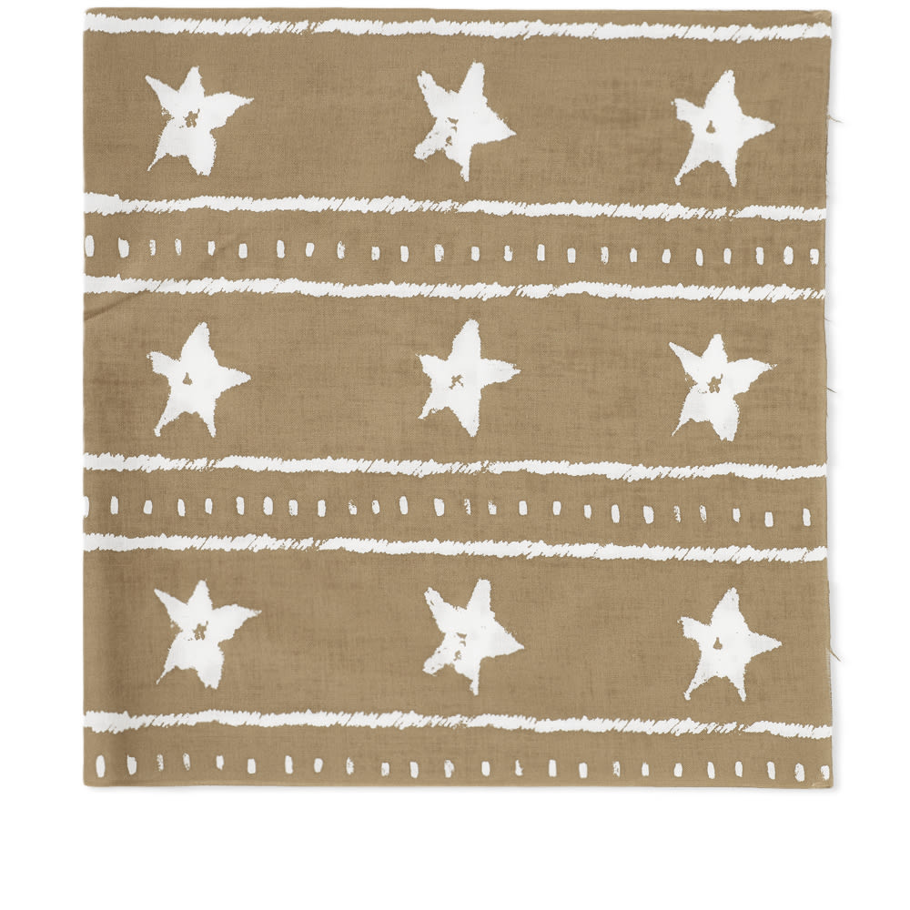 SOULIVE ARTISAN STARS SCARF
