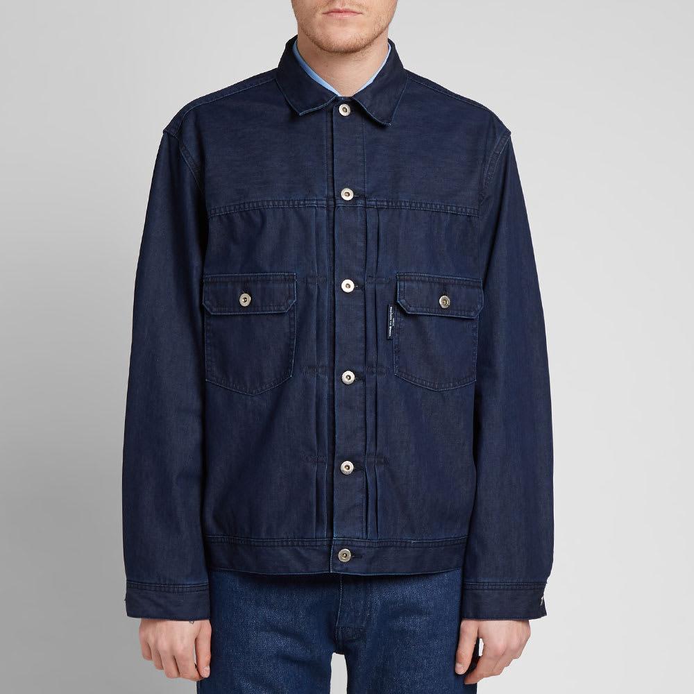 plus grand choix qualité fiable vente usa en ligne Comme des Garcons Homme Layered Denim Jacket