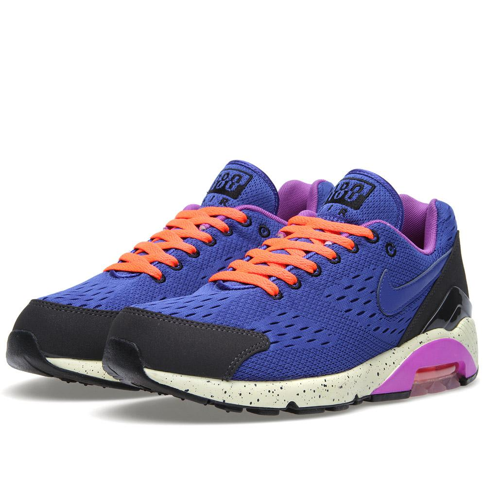 new concept 16455 f0daf Nike Air Max 180 EM  Beaches of Rio  Laser Purple   Hyper Blue   END.